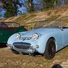 1960 Austin-Healey Frogeye Sprite Mk 1