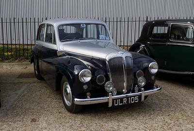 1957 - Daimler Conquest Century Mk II