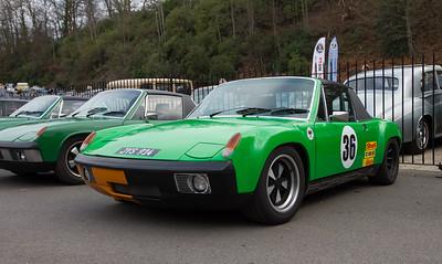 1971 - Porsche 914