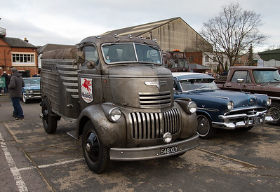 1946 - Chevrolet COE Truck