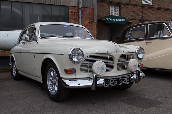 1967 - Volvo 122S