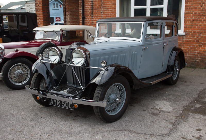 1934 Talbot AX65