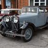 1934 Talbot AX65 Darracq Six Light Saloon