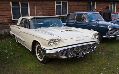 1960 - Ford Thunderbird