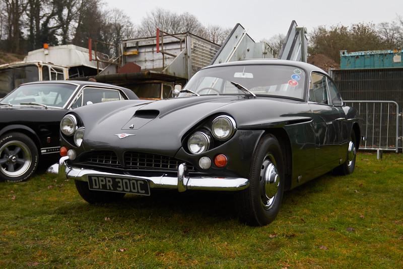 1965 Jenson C-V Mk.II