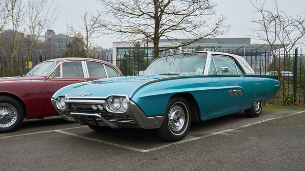 1963 - Ford Thunderbird