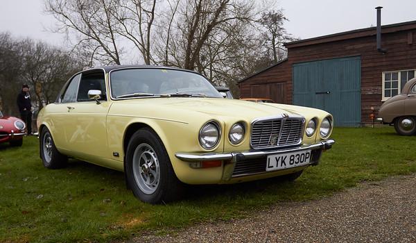 1976 -Jaguar XJ 4.2
