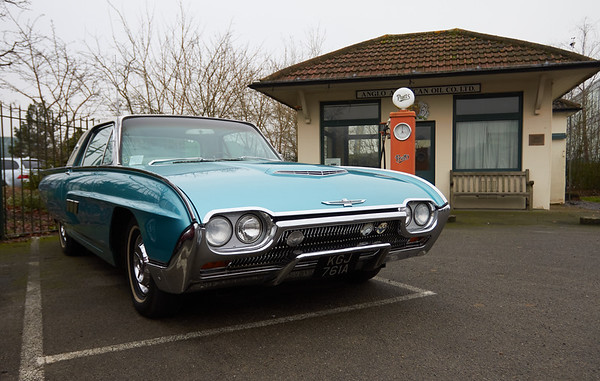 1963 - Ford Thunderbird
