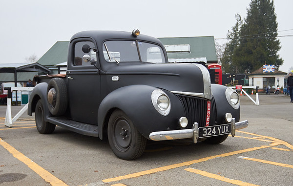 1941 - Ford 91A Pickup