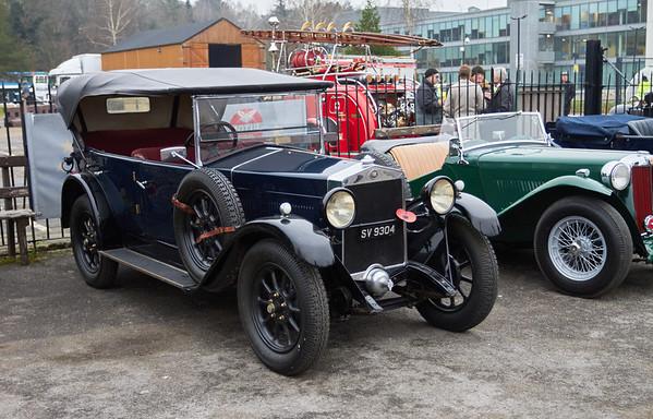 1927 Fiat Tipo 509 Tourer