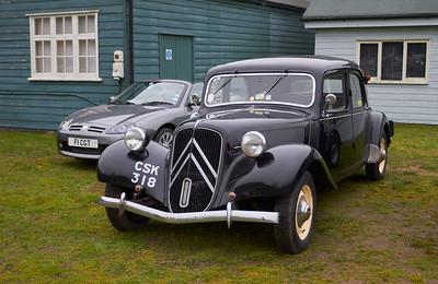 1951 - Citroën Traction Avant
