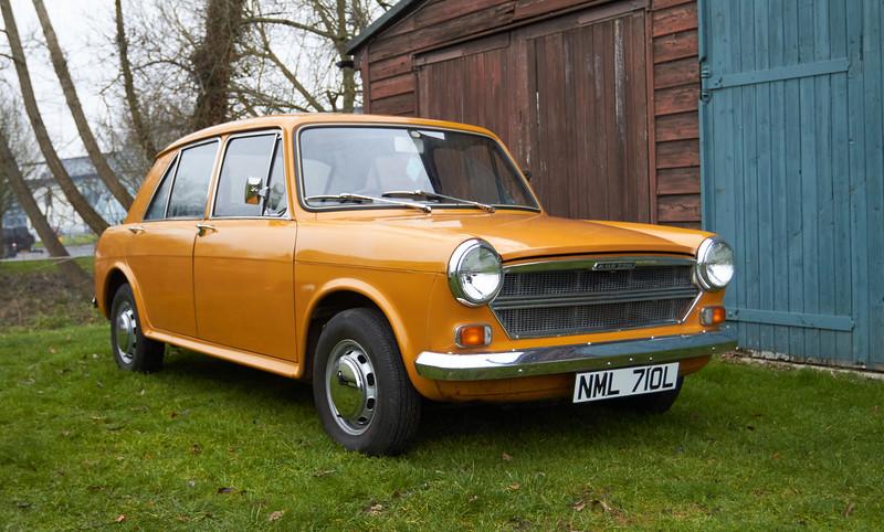 1972 Austin 1100