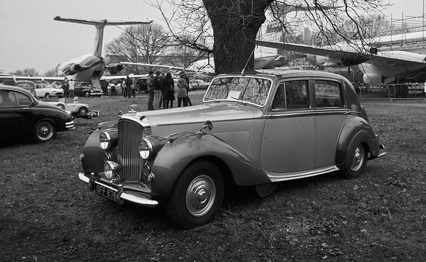 1981 - Bentley Mk 6 Standard Steel Saloon