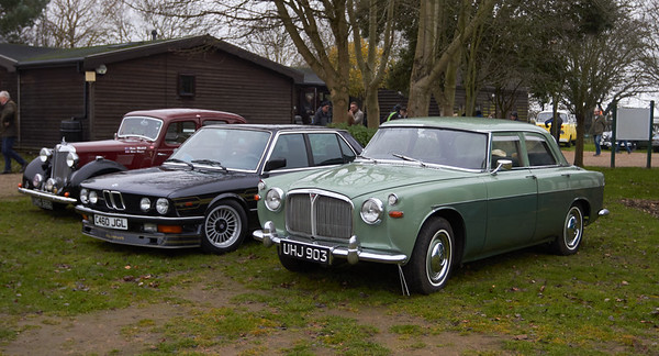 Rover P5 Mk 1