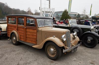 1937 - Austin Six Shooting Brake