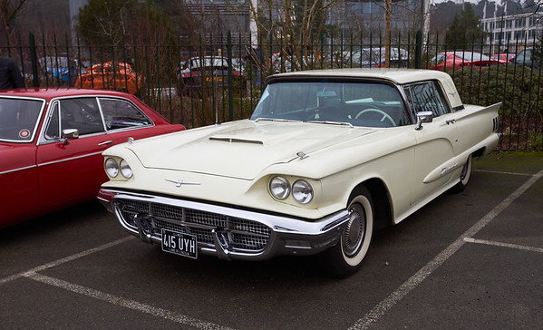1960 - Ford Thunderbird