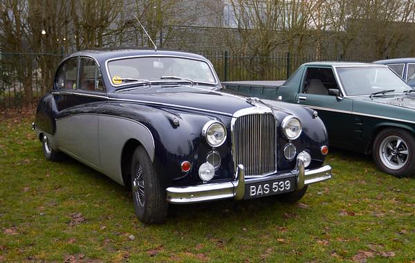 1961 - Jaguar Mk IX
