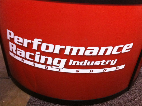 PRI Welcome Booth