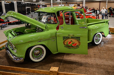 Rod and Custom Show at Philly Expo Center