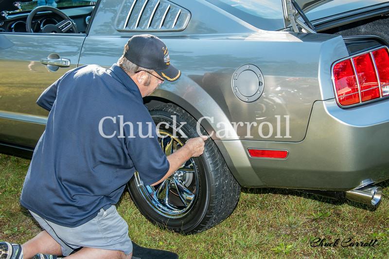 Snow Shoe Fall Festival Car Show - 9-21-2019 - Chuck Carroll