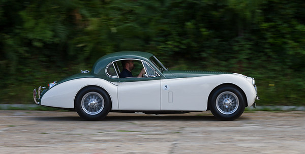 1952 Jaguar XK120 FHC