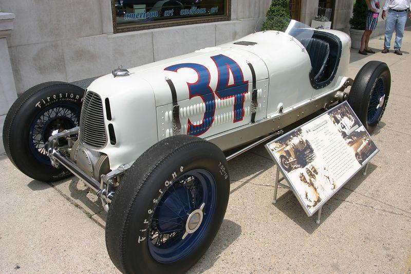 1932 Indy 500 Winner
