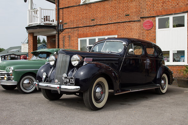 Packard Super 8 Club Sedan