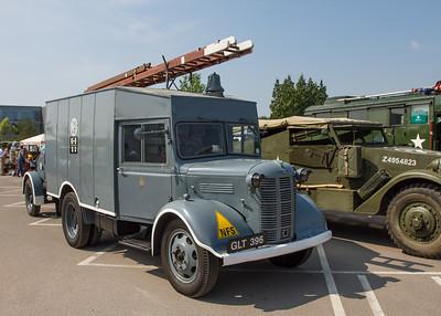 "1943 - Austin K2 ATV Towing Vehicle ""Fire Service"""