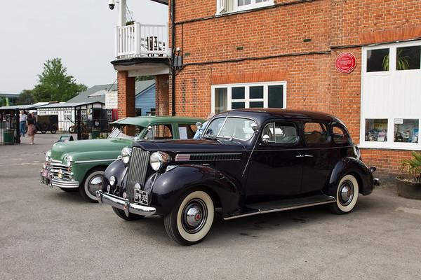 Packard Super 8 Sedan