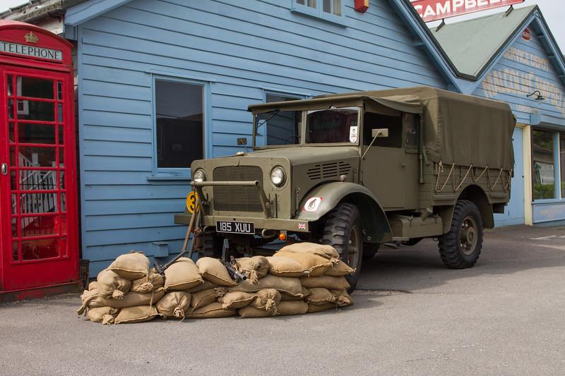 1944 Bedford MWD Truck