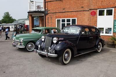 Packard Super 8 Sedan;