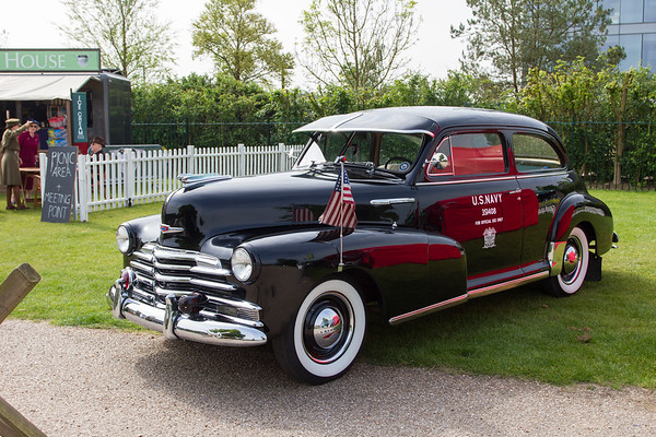 Chevrolet Stylemaster US Navy Staff Car
