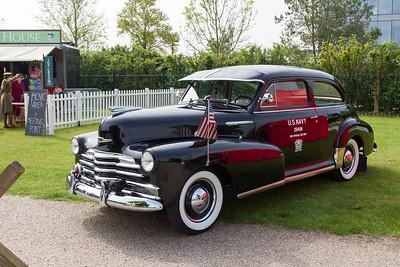 1942 Chevrolet Stylemaster US Navy Staff Car