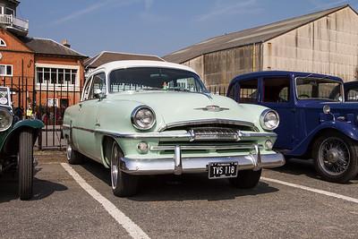 Plymouth Savoy Sedan