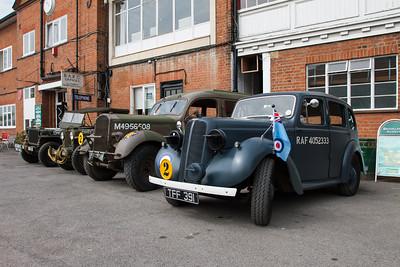 1939 - Hillman Minx RAF Staff Car