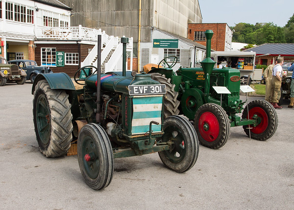 Fordson Model N Standard Tractor