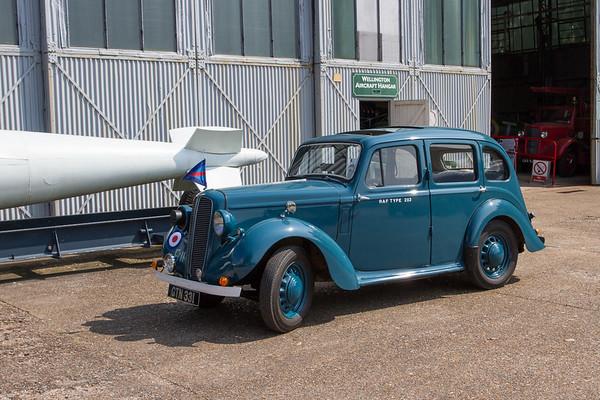 1945 - Hillman Minx RAF Staff Car