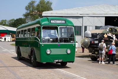 1948 - AEC Regal IV Prototype Single Deck Bus