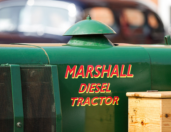 Marshall Type M Tractor