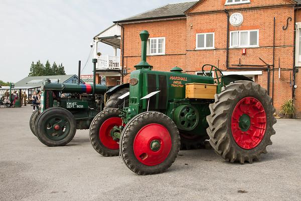 Marshall Type M Tractor