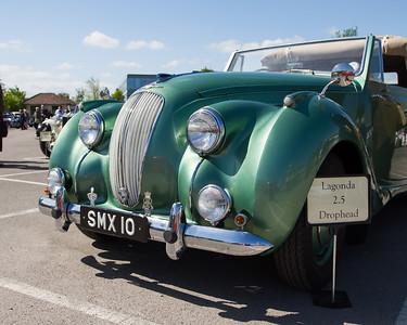 1948 Lagonda 2.5 Mk.1 Drop Head Coupe
