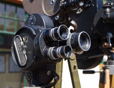 World War 2 Press Cameras