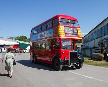 1949 - Leyland 7RT Double-Deck bus – RTL139