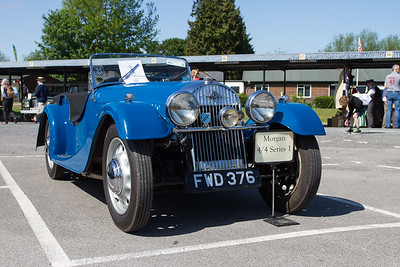 Morgan 4/4 Series 1