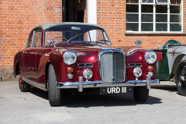 1960 Alvis TD21 Saloon