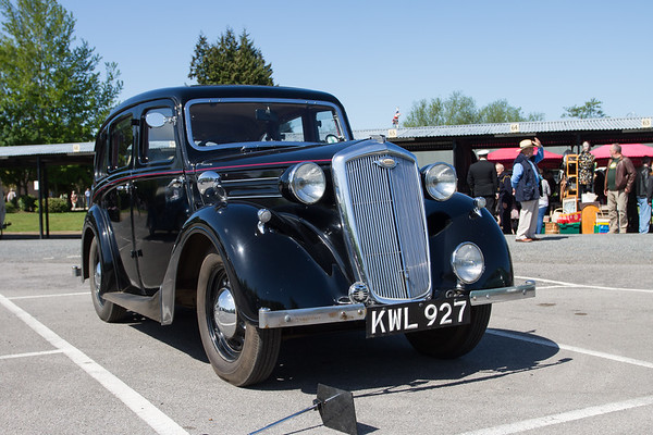 1946 Wolseley Ten Series III