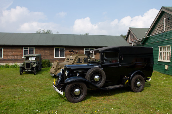 "Bedford 8 cwt Van  ""23rd Sussex Home Guard"""