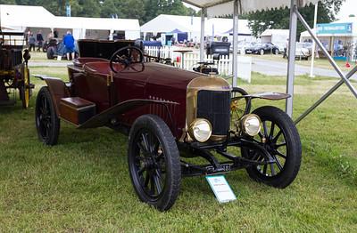 1914 Newton Bennett 3 Seater
