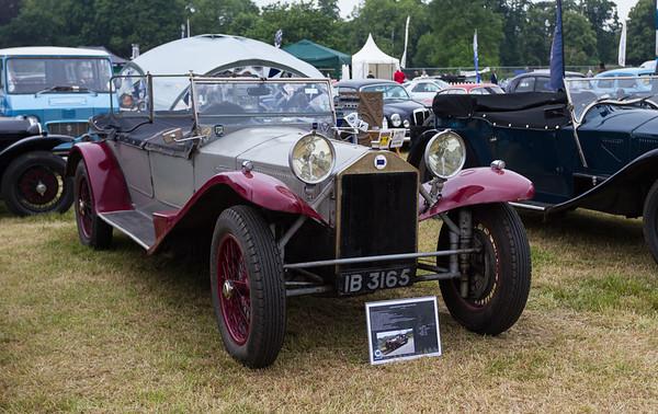 1927 Lancia Lambda Torpedo