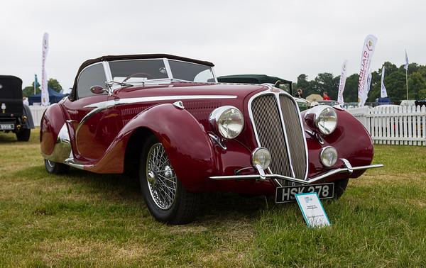 1939 Delahaye 135MS